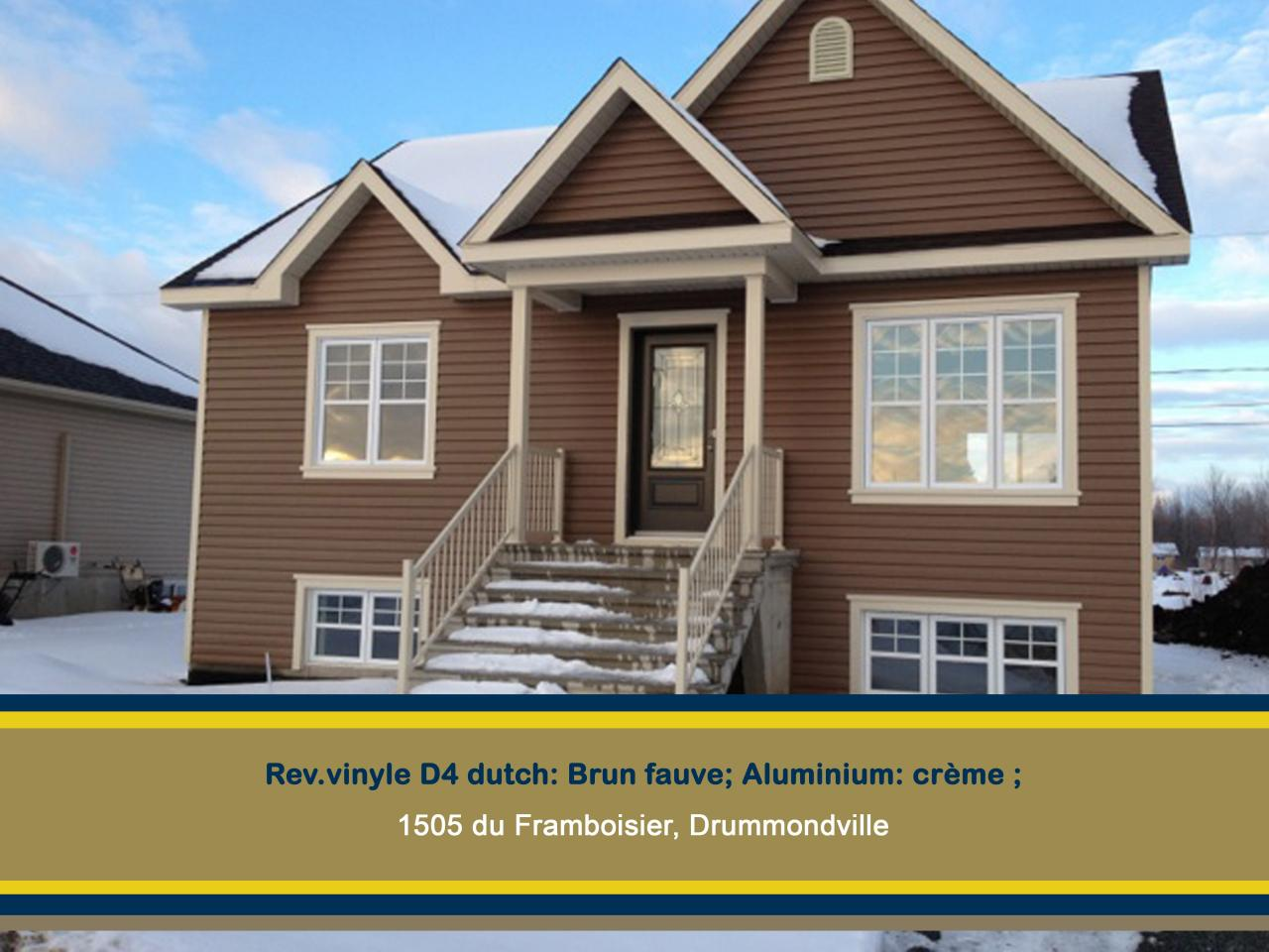 1505 du Framboisier Drummondville