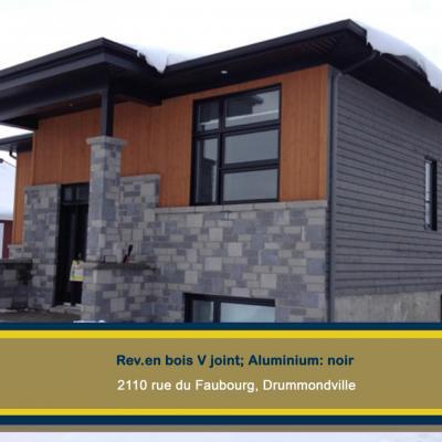 2110 rue du Faubourg Drummondville