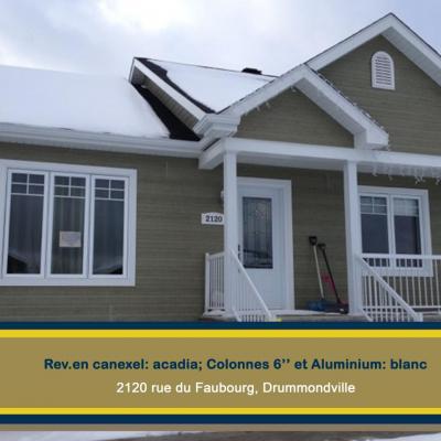 2120 rue du Faubourg Drummondville