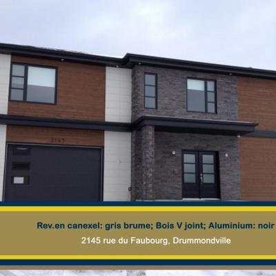 2145 rue du Faubourg Drummondville