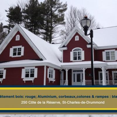 260 Côte de la Réserve St-Charles-de-Drummond