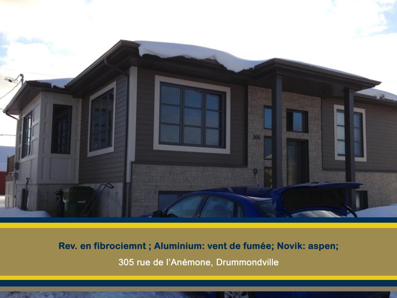 305 rue de l'anémone Drummondville