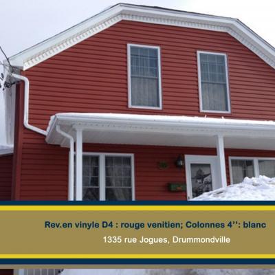 1335 rue Jogues Drummondville