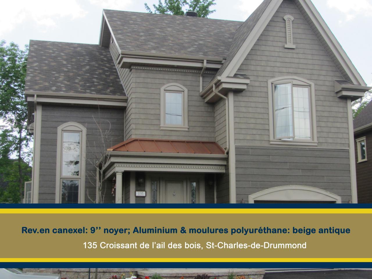 135 Croissant ail-des-bois, St-Charles-de-Drummond