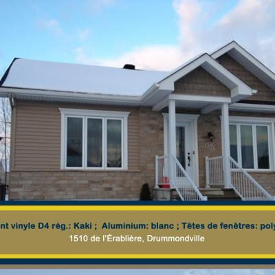 1510 de l'Érablière Drummondville