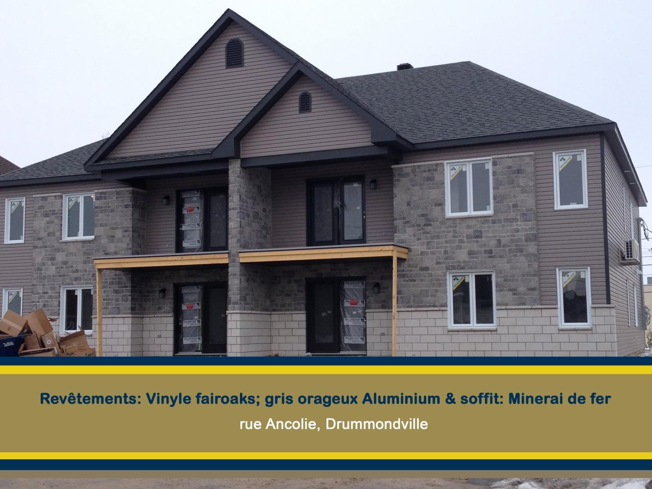 1525 Ancolie Drummondville vinlyle