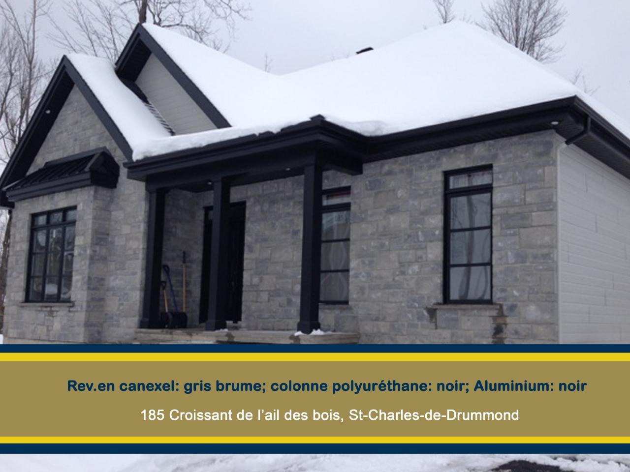 185 Croissant ail-des-bois, St-Charles-de-Drummond