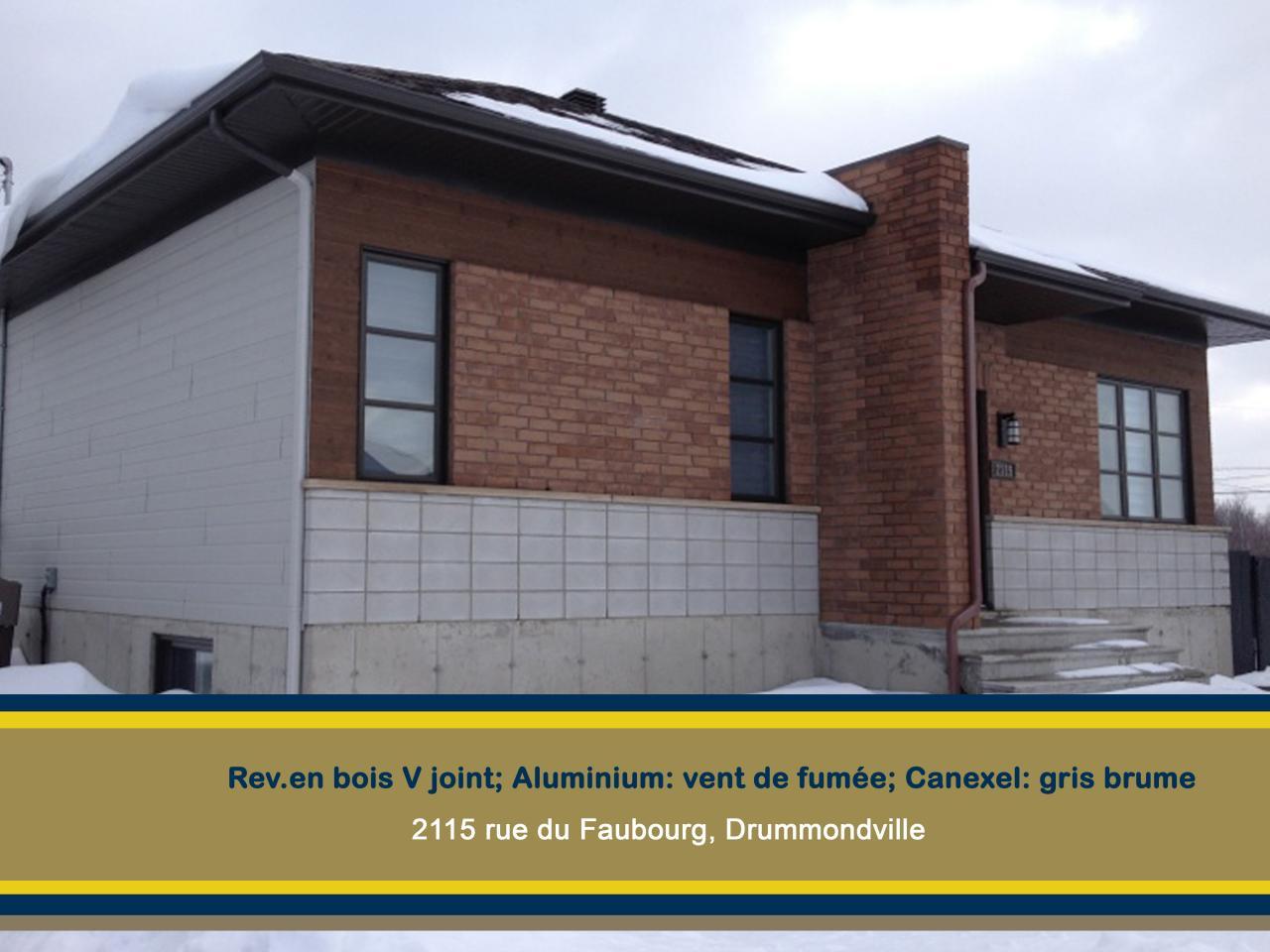 2115 rue du Faubourg Drummondville