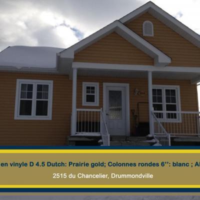 2515 du Chancelier Drummondville