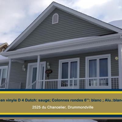 2525 du Chancelier Drummondville