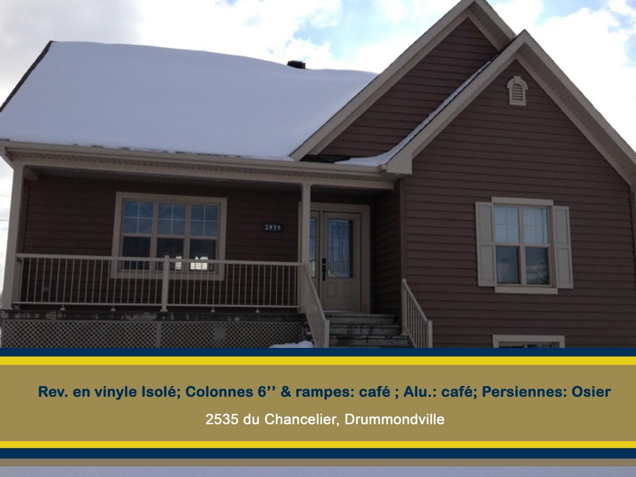 2535 du Chancelier Drummondville