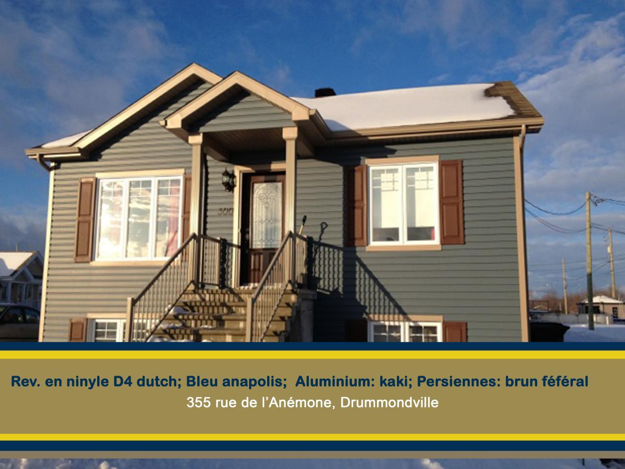 300 rue de l'Anémone Drummondville
