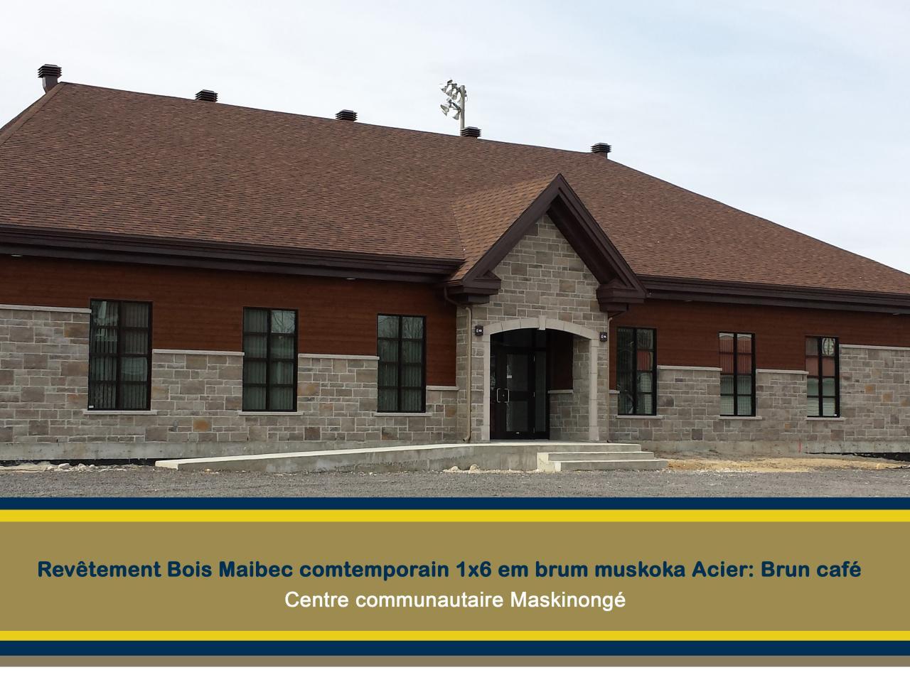 Centre communautaire Maskinongé