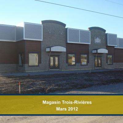 Magasin Trois-Rivières