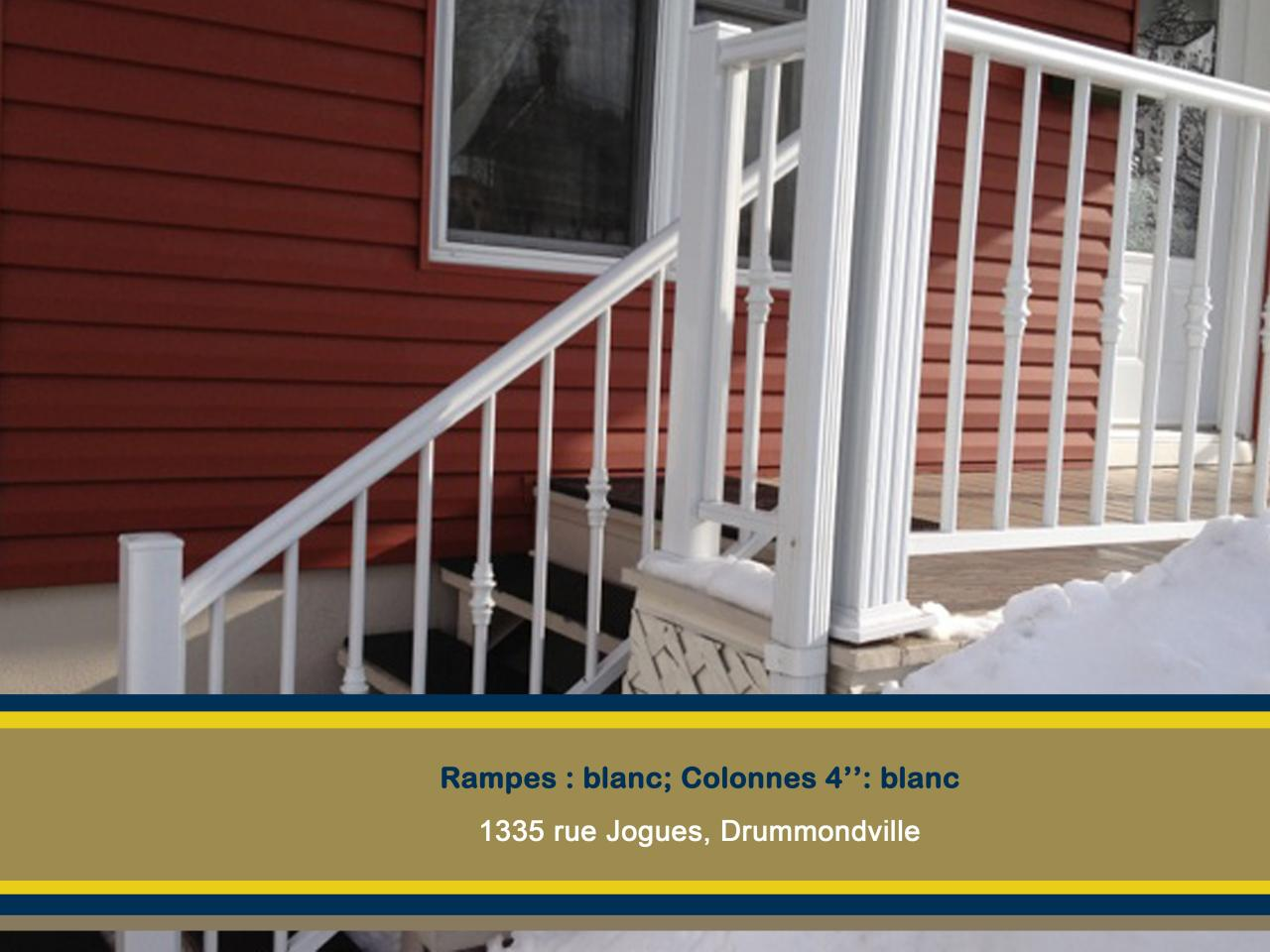 ramoes 1335 rue Jogues Drummondville