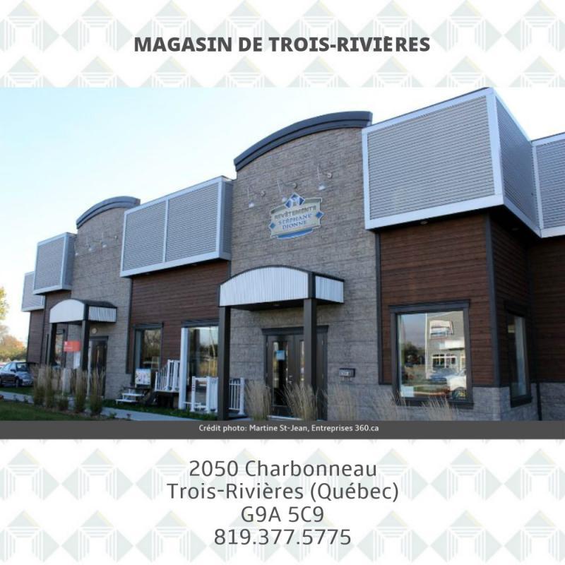 Magasin de trois rivieres oct 2016